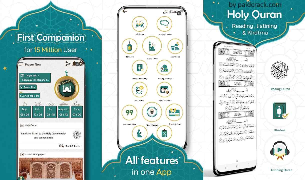 Prayer Now - Azan Prayer Time Premium Mod Apk