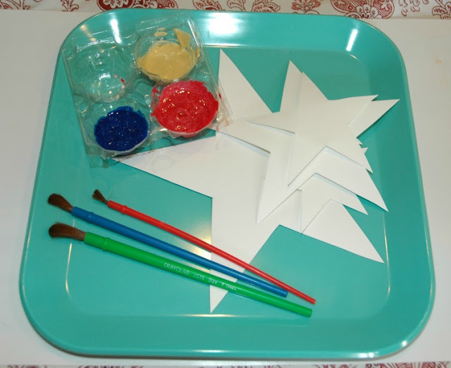 Fourth of July Preschool Theme Week
