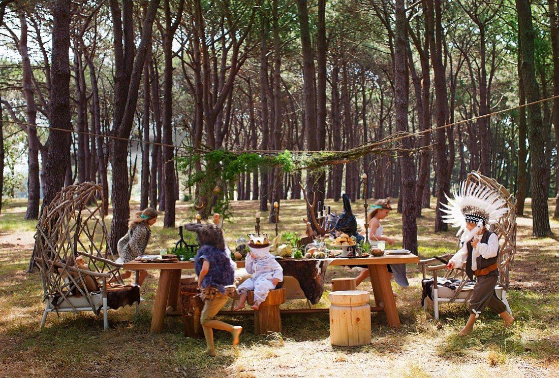 La magia de celebrar en el bosque_20