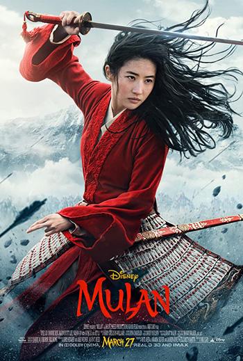 Mulan 2020 Dual Audio
