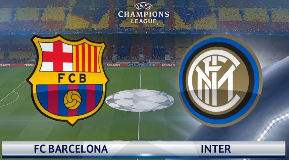 Dove Vedere BARCELLONA INTER Streaming Rojadirecta Online e Diretta TV.