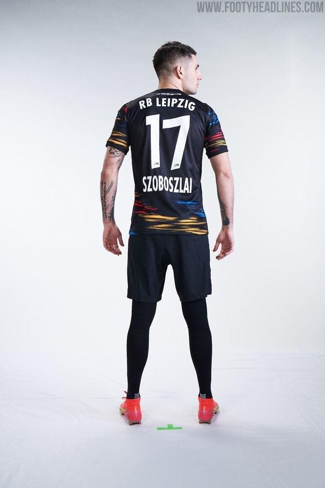 RB Leipzig 21-22 Away Kit Revealed - Footy Headlines