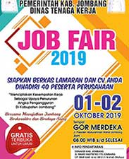 Jombang Job Fair Oktober 2019