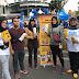 Humas Polri Sosialisasikan  Hak Untuk Tahu Di Acara Car Free Fay