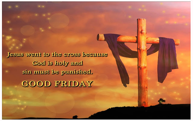 Happy Good Friday Wallpaper for Facebook
