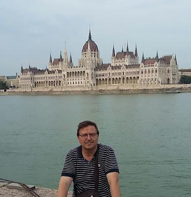 Parlamento de Hungría, y Danubio, Budapest