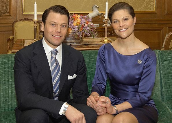Crown Princess Victoria and Prince Daniel celebrate the 10th anniversary of their engagement announcement