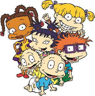 Nickelodeon Rugrats Cartoon Series Returns