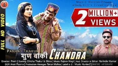 Shunn Banki Chandra mp3 Song download | Pankaj Thakur ~ Gaana Himachali