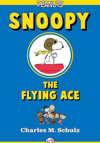 Cover of Snoopy the Flying Ace