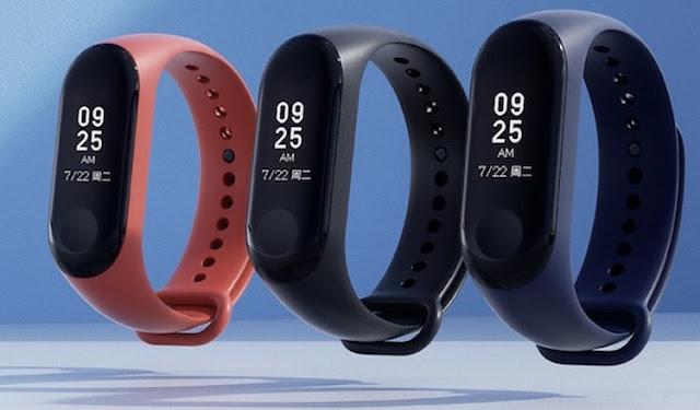 Review, đánh giá đồng hồ thông minh Xiaomi Mi Band 3
