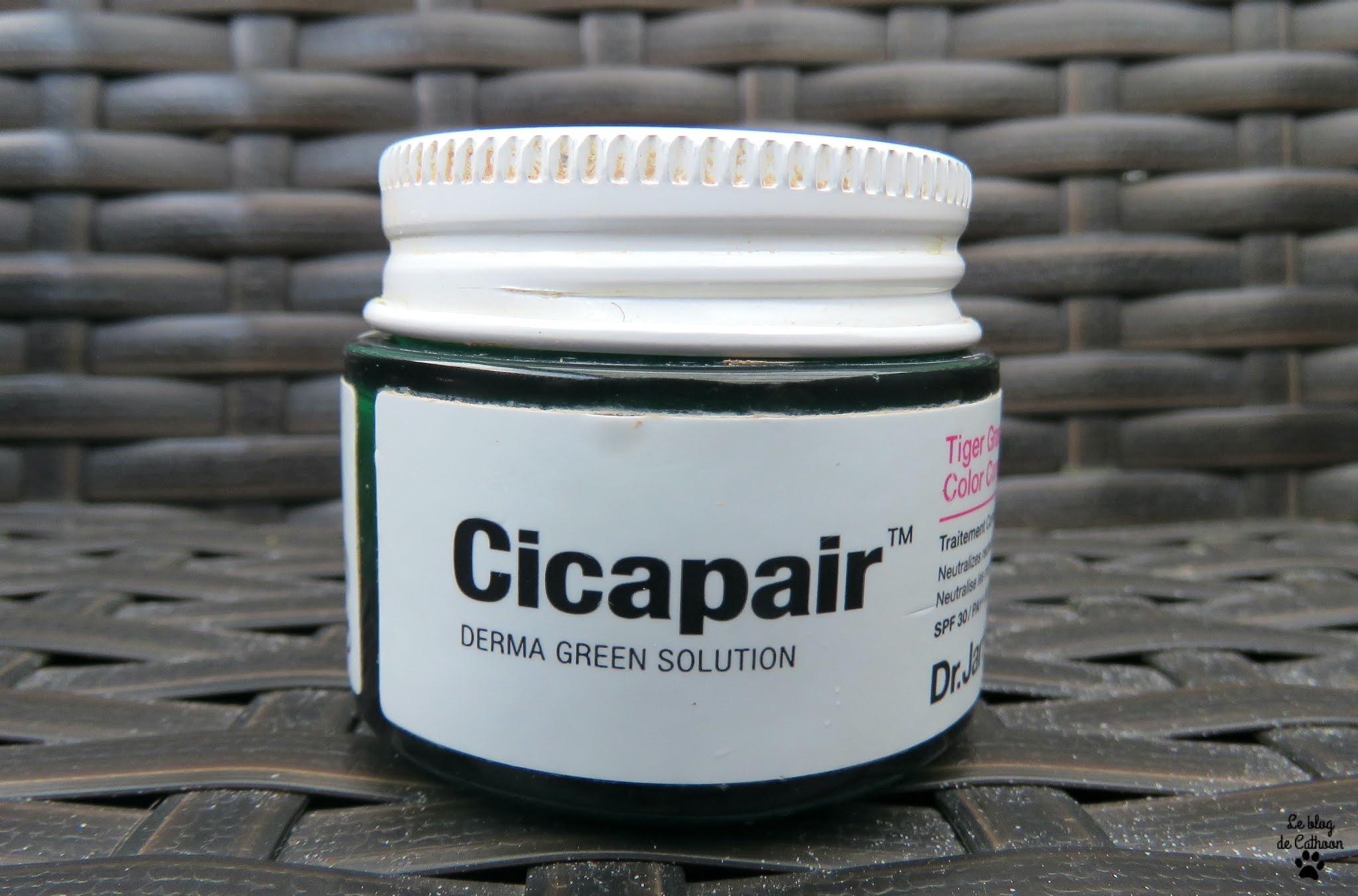 Cicapair - Tiger Grass Color Correcting Treatment - Dr. Jart+