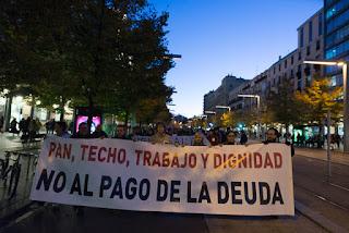 Las Marchas de la Dignidad regresan a las calles