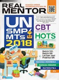 Buku Persiapan Ujian Nasional (UN) SMP/MTs Tahun Pelajaran 2017/2018