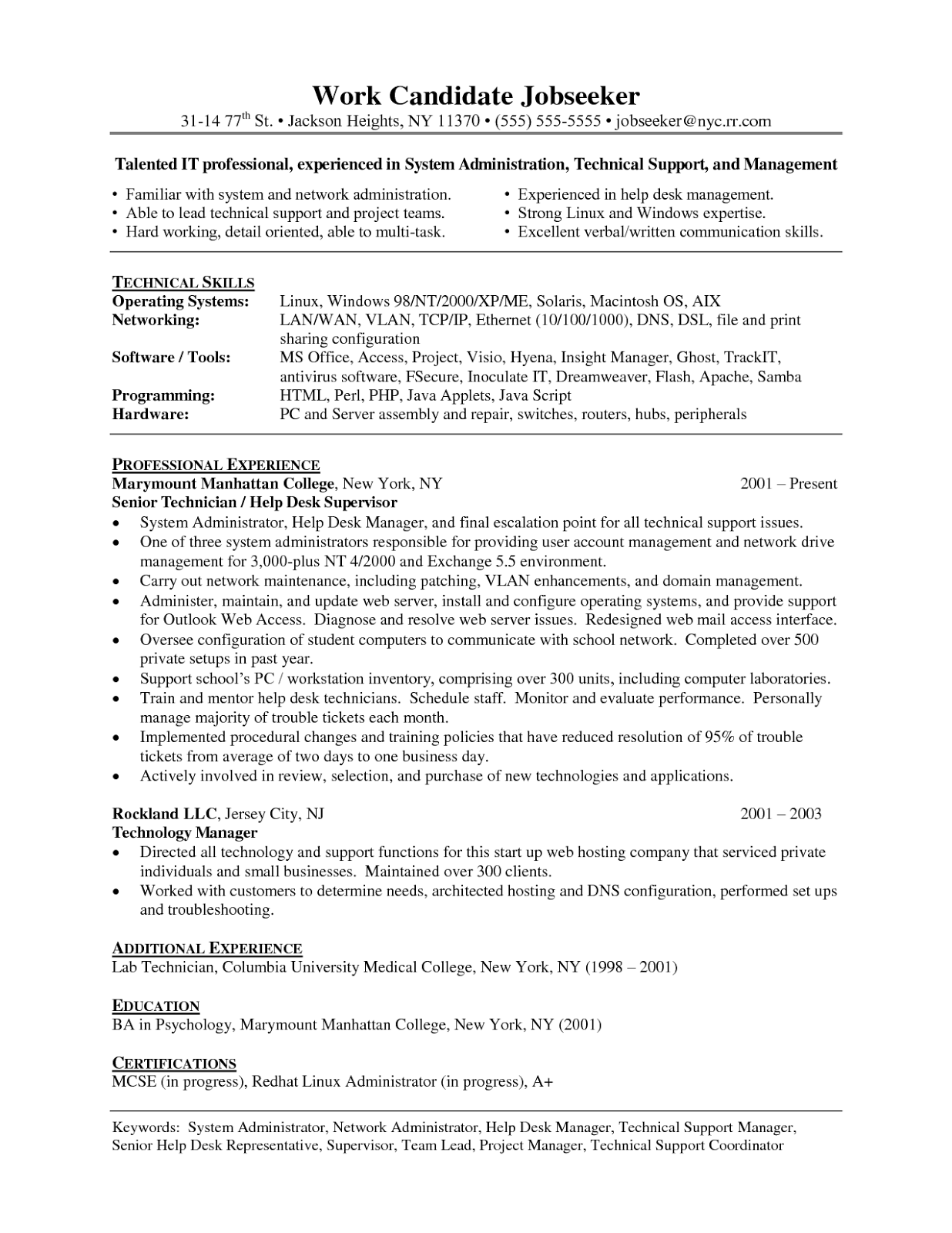 help desk team leader cover letter - Template