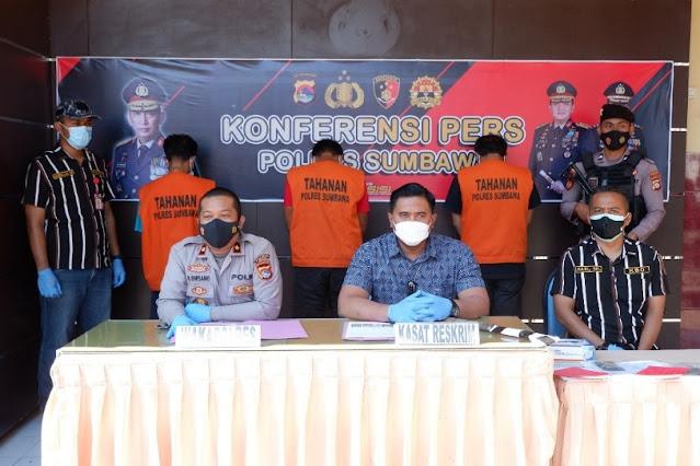 Pria di Sumbawa kuras isi ATM korban hingga Rp 161 juta