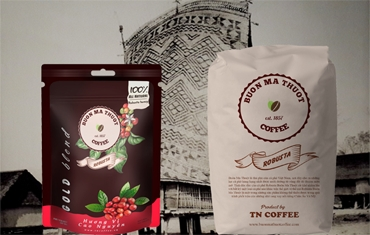 Buon Ma Thuot Coffee Brand