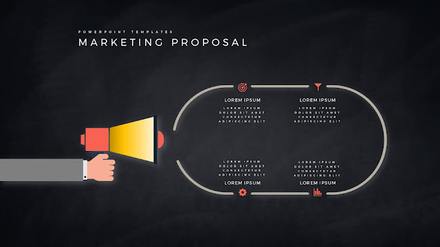 Marketing Proposal using Megaphone for PowerPoint Templates Slide 13
