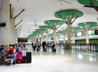 Aeropuerto Punta Cana, República Dominicana, vuelta al mundo, round the world, mundoporlibre.com