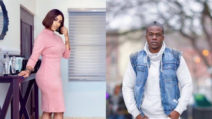 Iceberg Slim apologises to Juliet Ibrahim for cheating – Read his letter