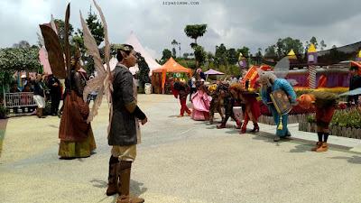Peri di Fairy Land