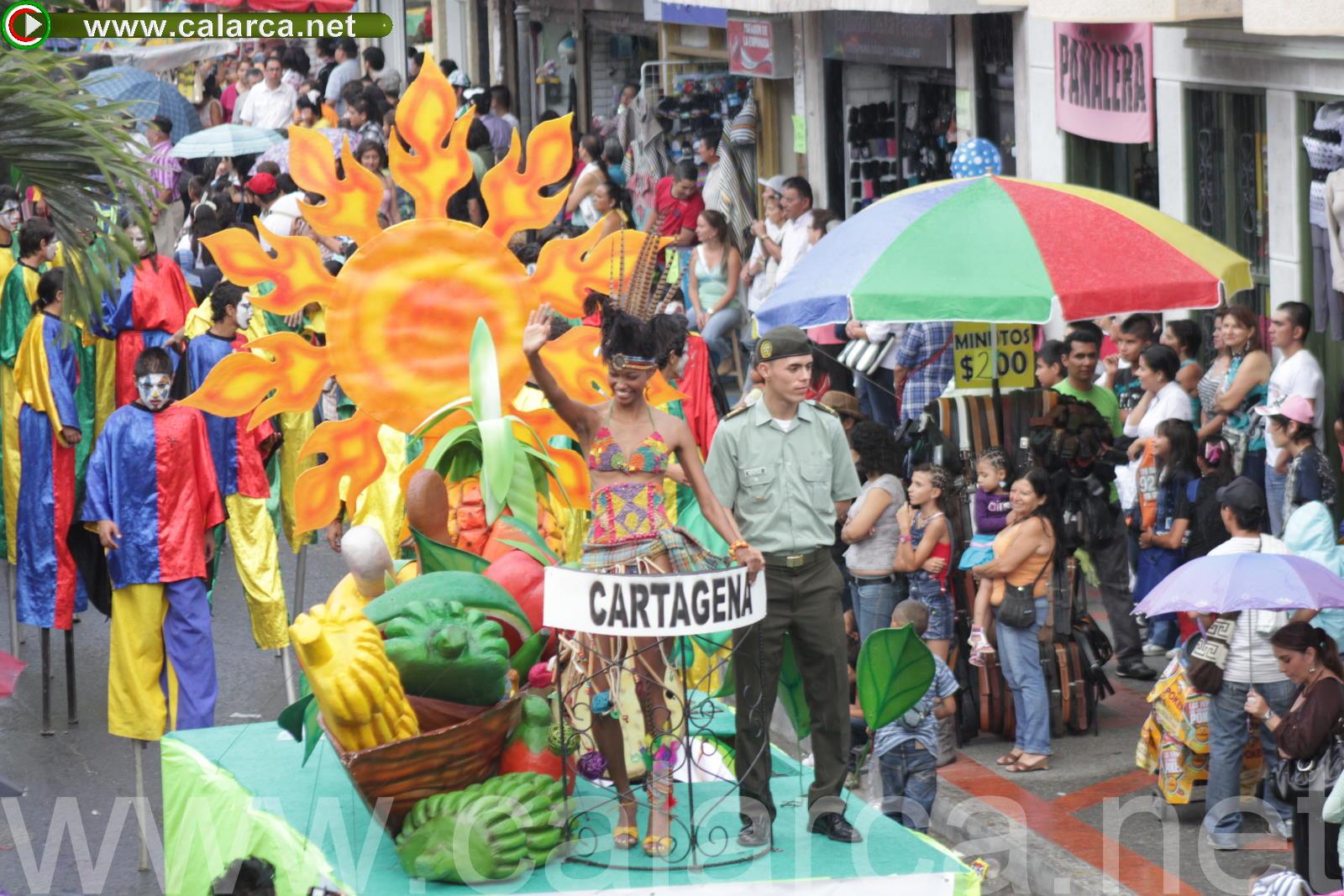 Cartagena de Indias, D. T. y C. – Madelein López Camelo