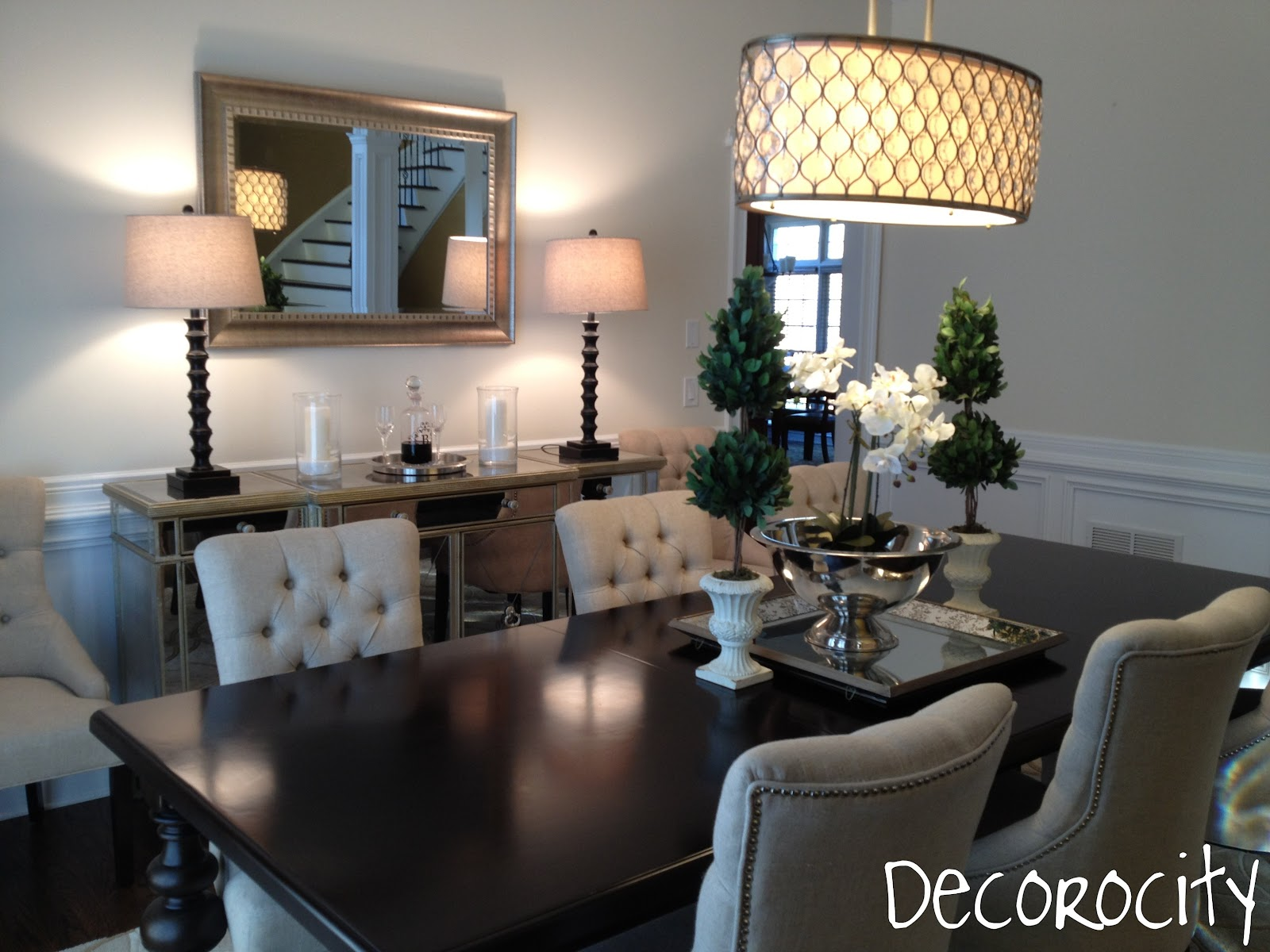Decorocity update dining room wall color - Dining room wall colors ...