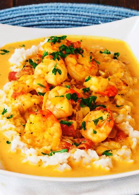 Shrimp Curry Coconut Milk - 2
