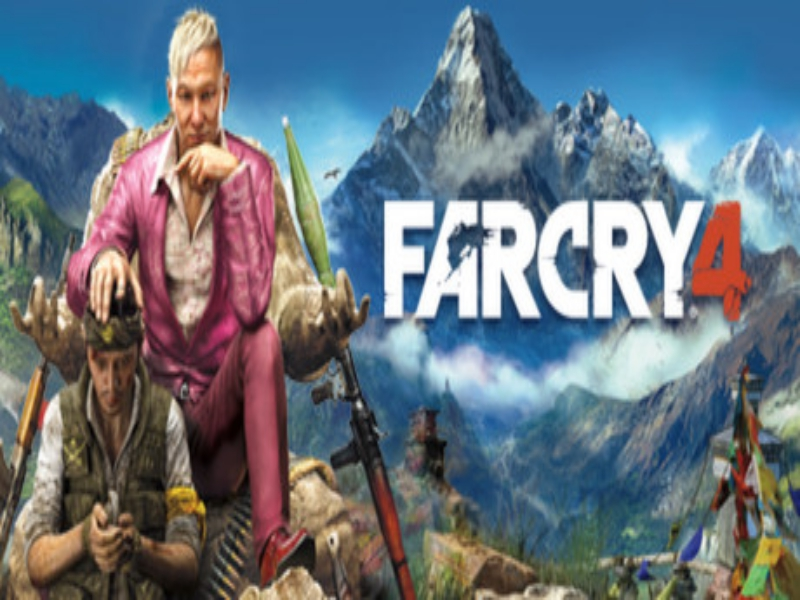 Download Far Cry 4 Game PC Free