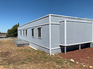 Used office trailer for sale near me in California