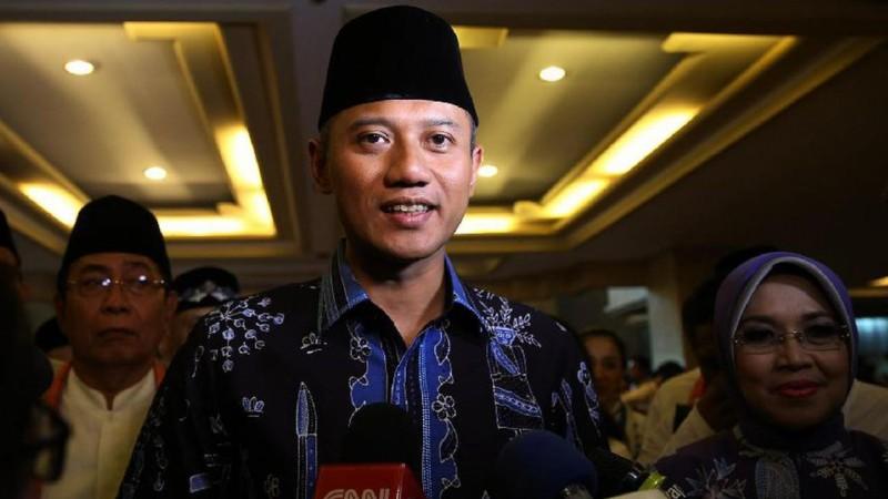 Cagub Jakarta Agus Harimurti Yudhoyono