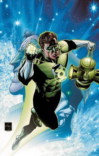 Hal Jordan es el mejor de todos los Green Lantern