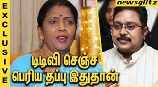 Gokula Indra pinpoints TTV Dinakaran's Blunder | Interview