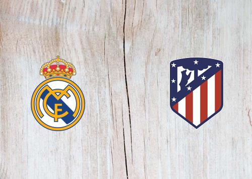 Real Madrid vs Atletico Madrid Full Match & Highlights 27 July 2019