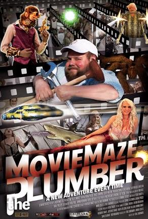 MovieMaze - The Plumber