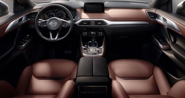 Mazda CX 9 2018 Changes, Release Date, Price
