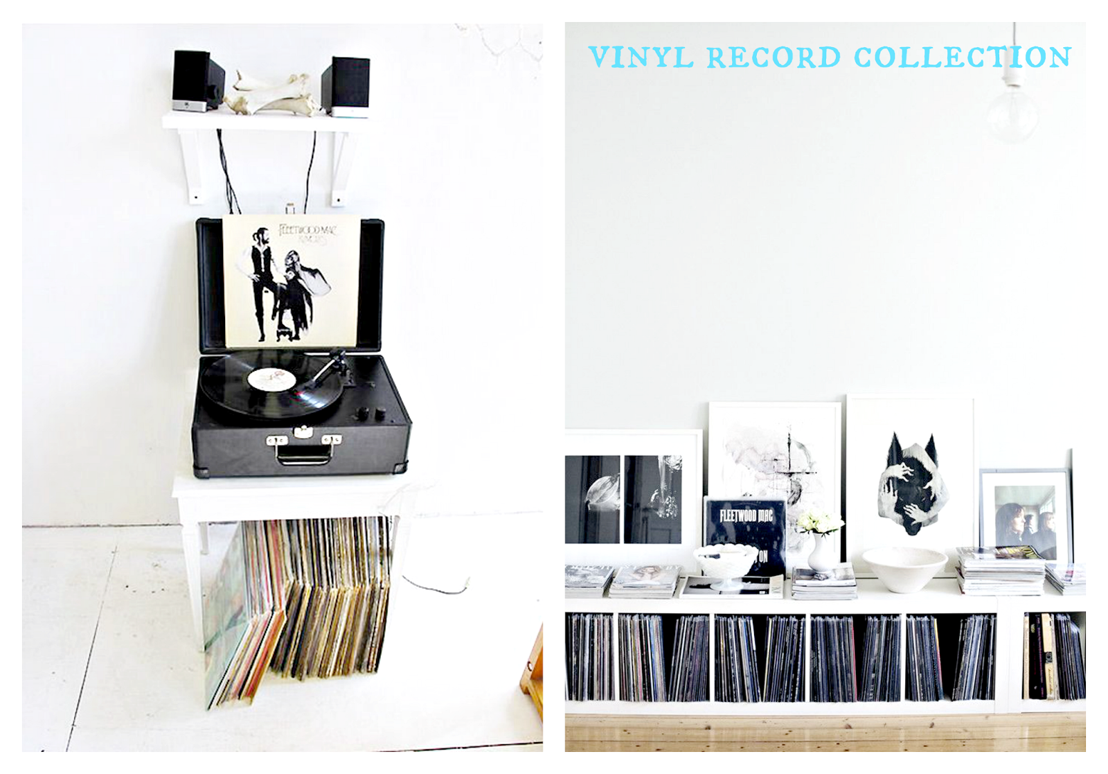 home decor with vinyl