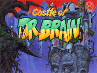 Castle of Dr Brain