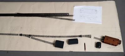 009 scale model railway layout plan