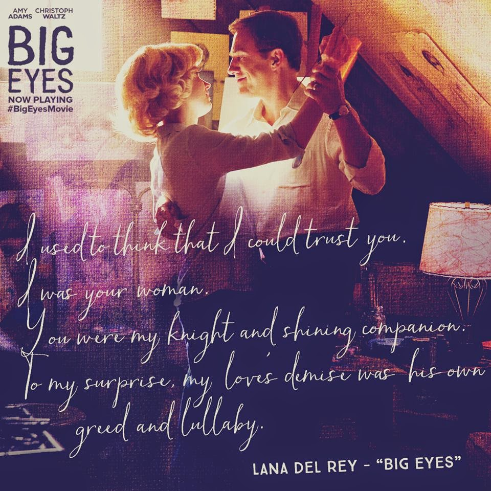 big eyes soundtracks-lana del rey-big eyes
