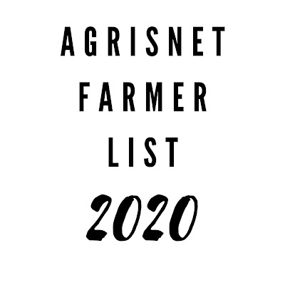 Agrisnet Farmer List