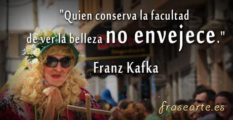 Bellas frases de Franz Kafka