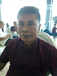 M. Kadri Pimpin PBSI Provinsi Jambi