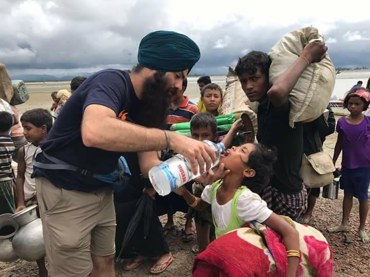 Rohingya di India Dibiarkan Terpapar Virus Corona