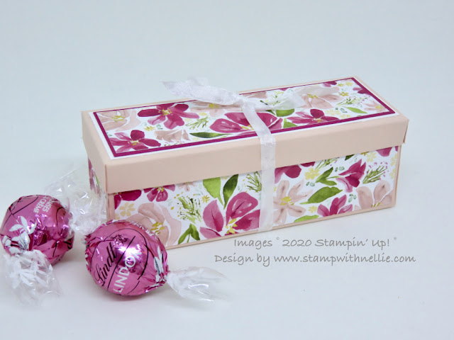 Best Dressed Gift Box Stampin Up