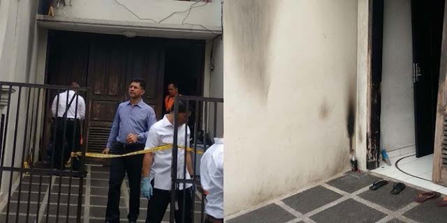 Ini Temuan Polisi Terkait Pelemparan Molotov di Rumah Laode Syarif