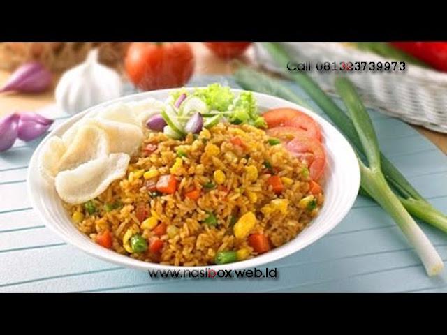 Resep nasi goreng jagung nasi box kawah putih ciwidey