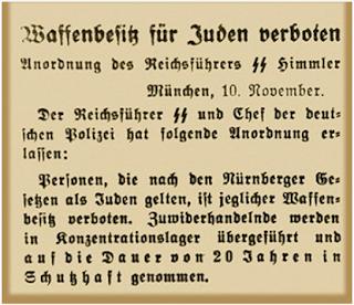 Nacionalsocialismo 1938