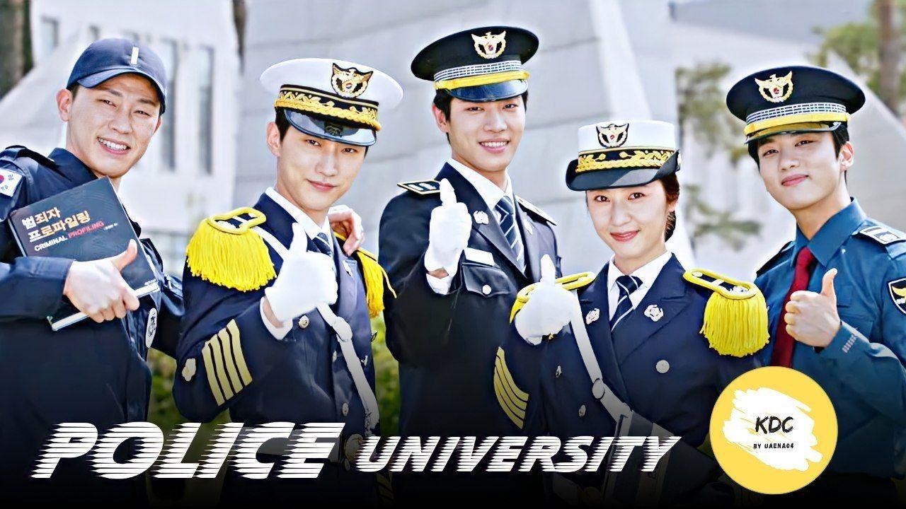 Nonton Download Police University (2021) Sub Indo