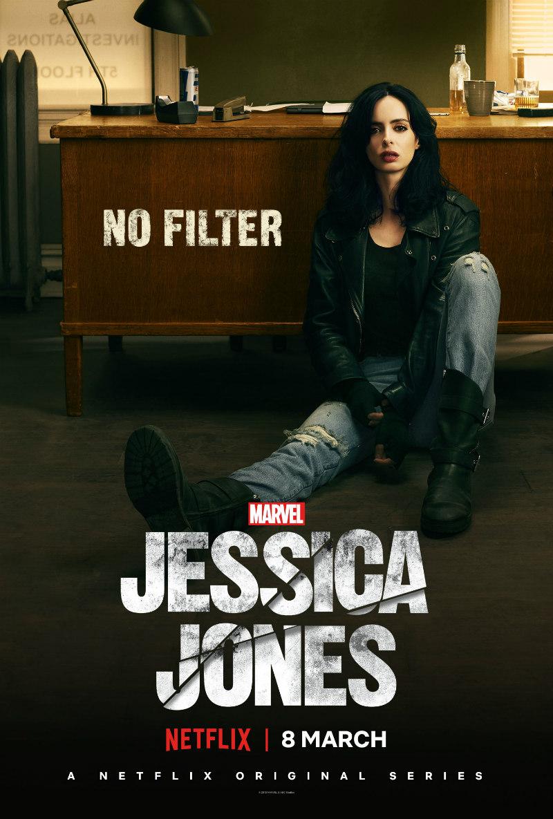 jessica jones season two poster